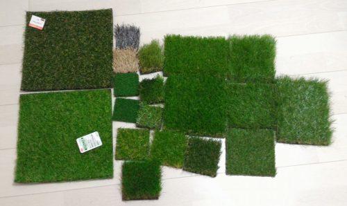 リアル人工芝いろいろ