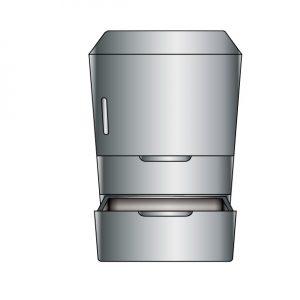 冷蔵庫&冷凍庫