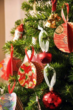 引用:引用:https://hanarecipe.wordpress.com/2011/12/13/折り紙-クリスマス-ツリー-簡単