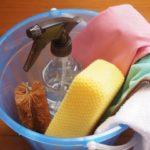 大掃除の道具